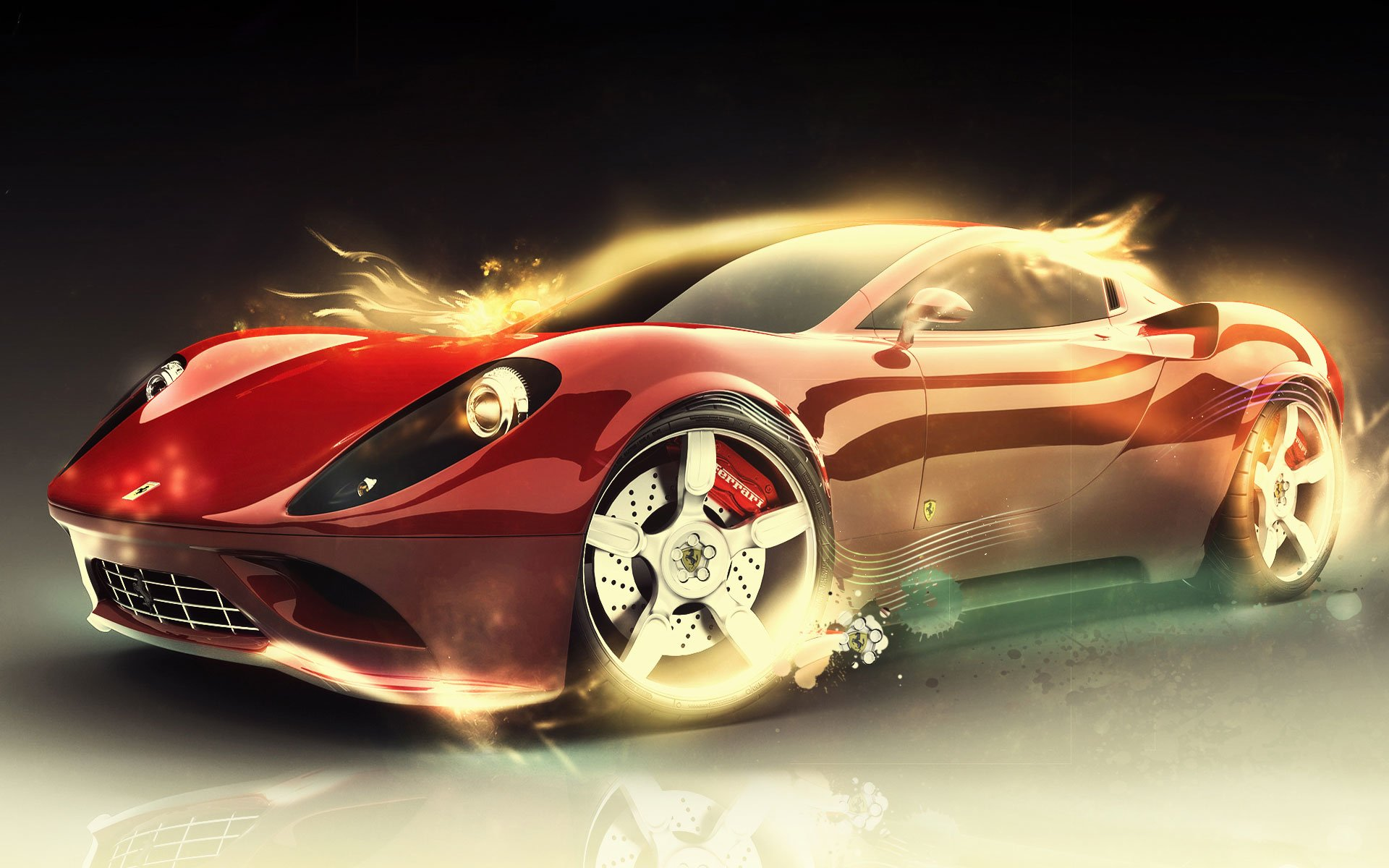 Ferrari Car Wallpaper For Laptop