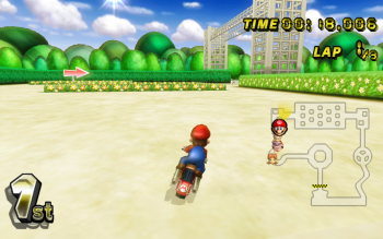 Video Game - Mario Kart Wii Wallpapers and Backgrounds ID : 498110