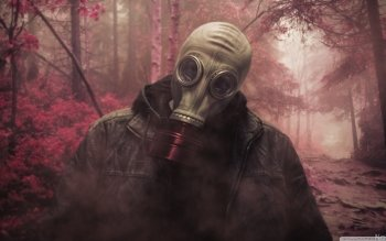 Militärisch - Gas Masken Wallpapers and Backgrounds ID : 498385