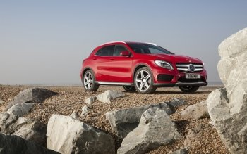 Vehicles - 2015 Mercedes-Benz GLA-class Wallpapers and Backgrounds ID : 498633