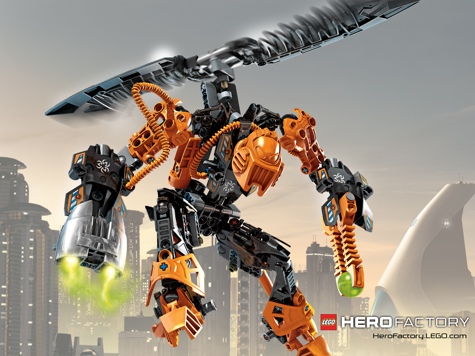 Lego herofactory wallpaper and background image - Herofactory lego com gratuit ...