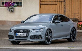 Vehicles - 2014 Audi RS7 Wallpapers and Backgrounds ID : 499009