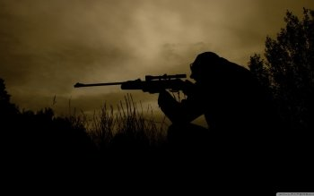 Military - Sniper Wallpapers and Backgrounds ID : 499334