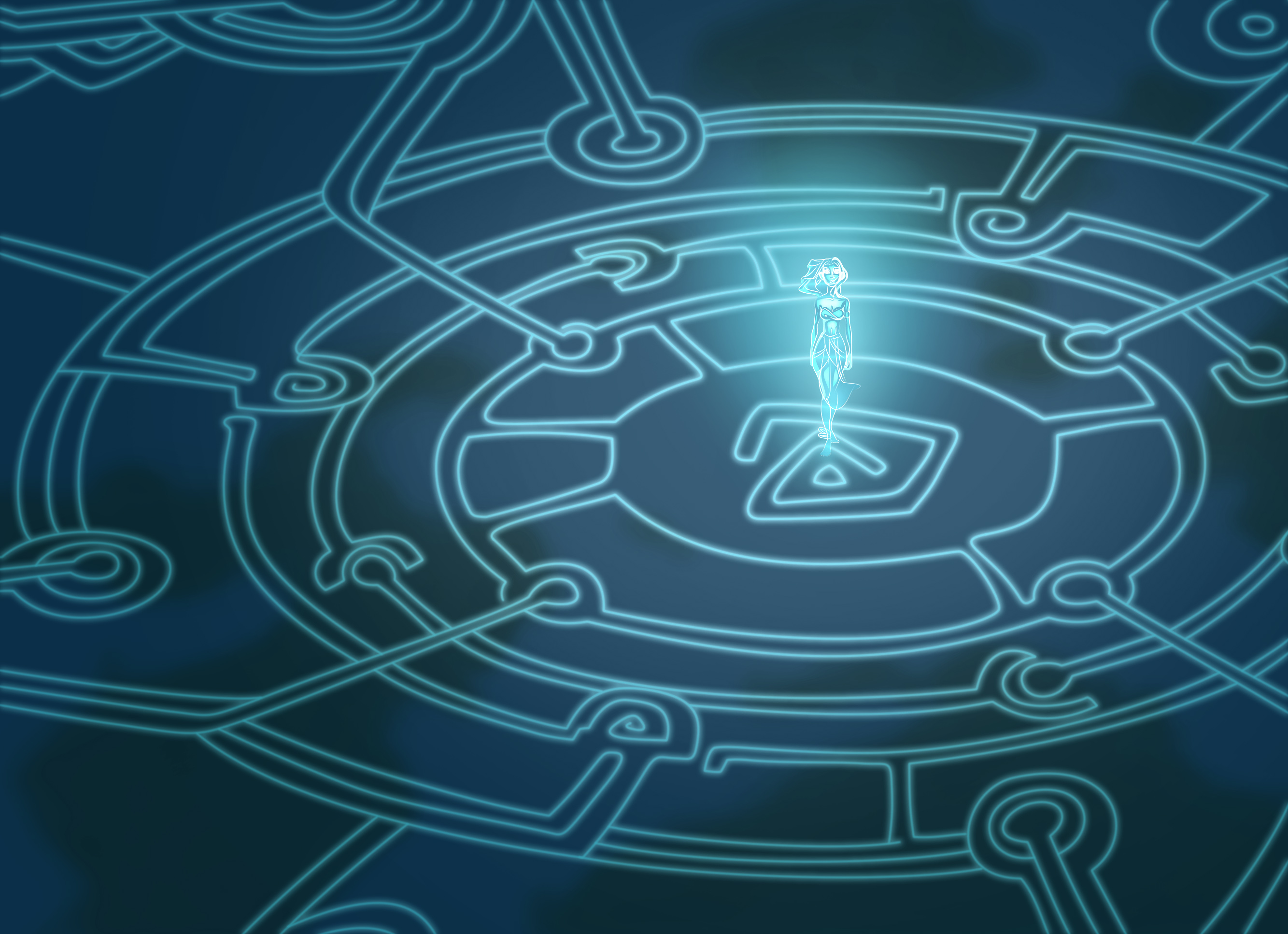 11 Atlantis The Lost Empire Hd Wallpapers Background Images