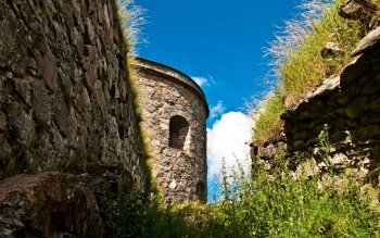 Man Made - Bohus Fortress Wallpapers and Backgrounds ID : 500759
