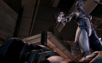 Video Game - Mass Effect Wallpapers and Backgrounds ID : 500896