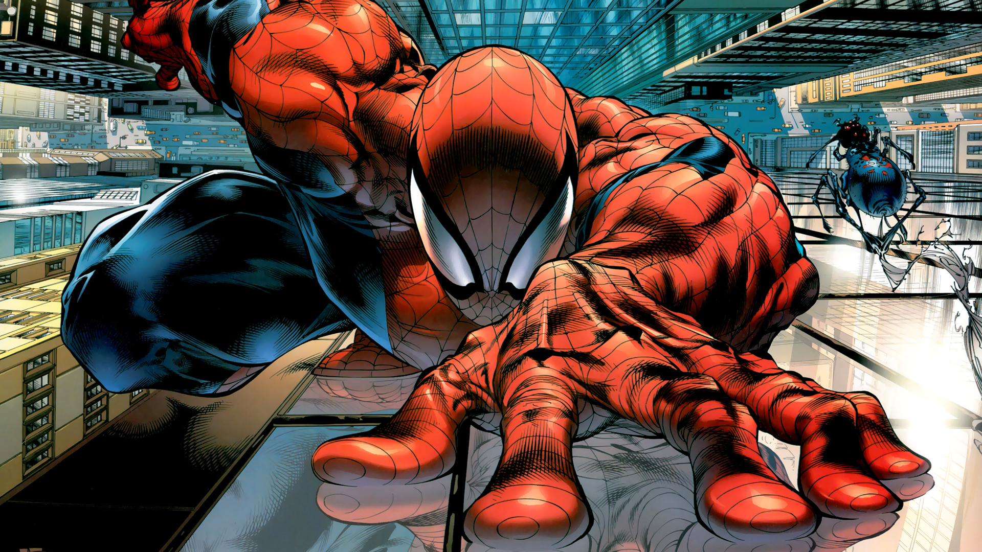 Spider Man Hd Wallpaper Background Image 1920x1080 Id 501327