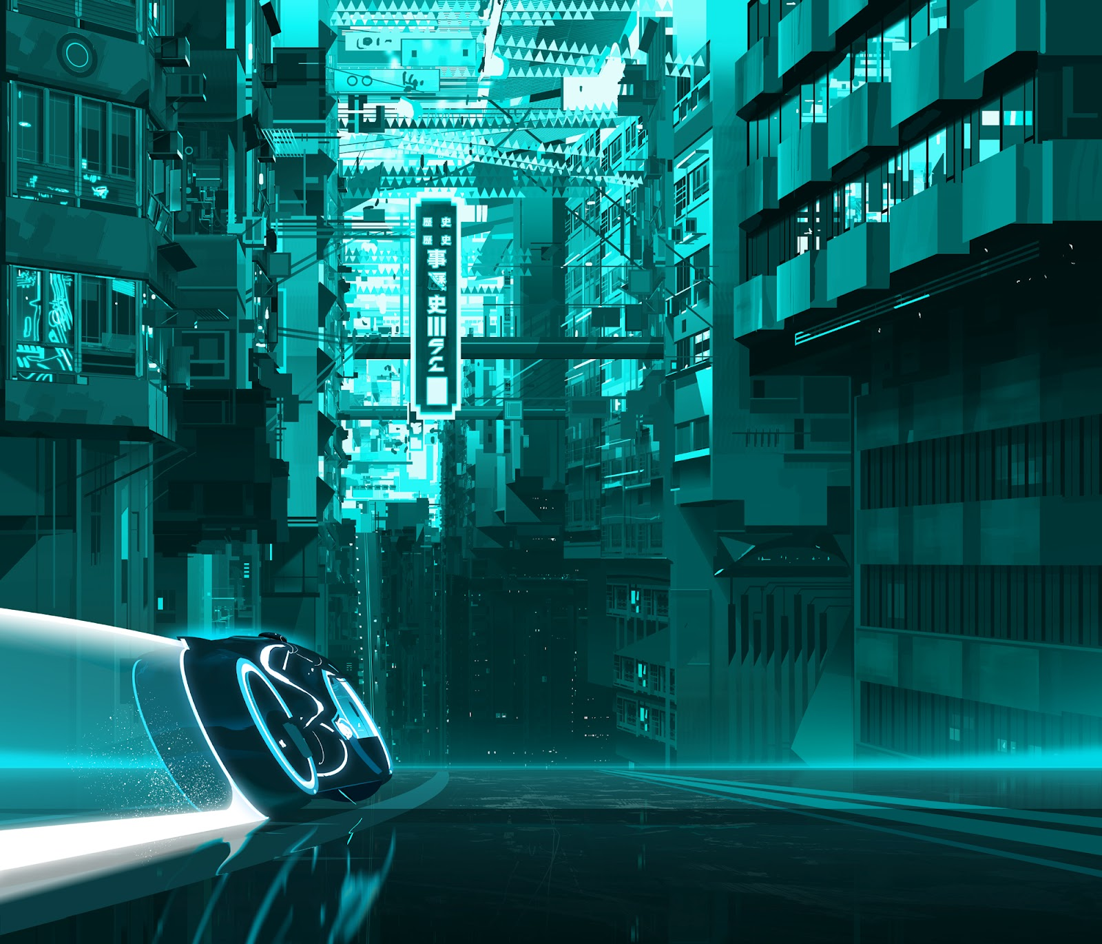 Tron Uprising Wallpaper And Background Image