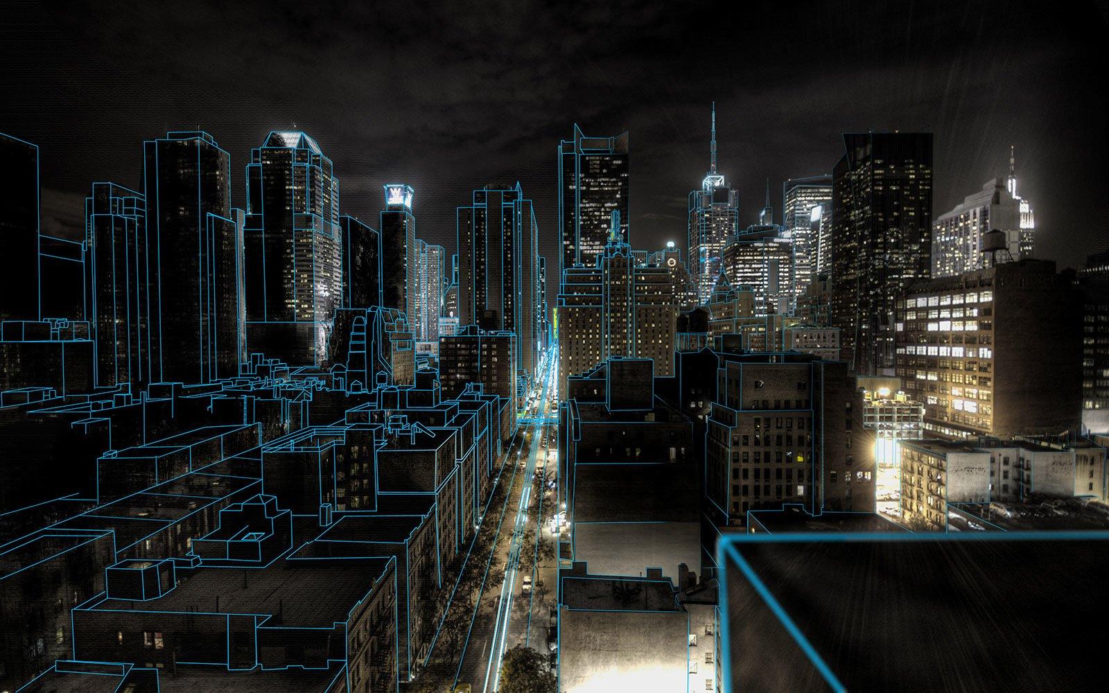 Man Made - New York  City Wallpaper