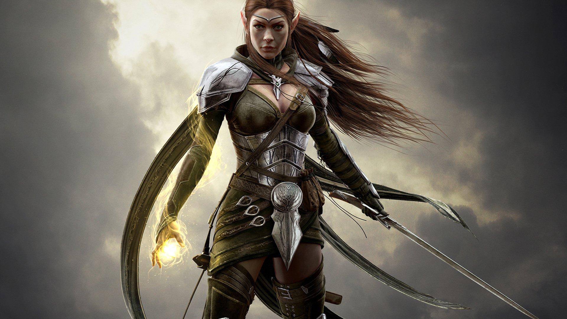 175 The Elder Scrolls Online Hd Wallpapers Background Images