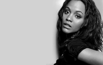 Berühmte Personen - Zoe Saldana Wallpapers and Backgrounds ID : 501315