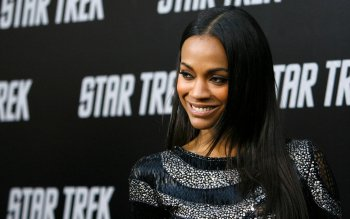 Berühmte Personen - Zoe Saldana Wallpapers and Backgrounds ID : 501335