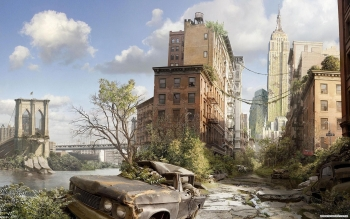 Sci Fi - Post Apocalyptic Wallpapers and Backgrounds ID : 501459