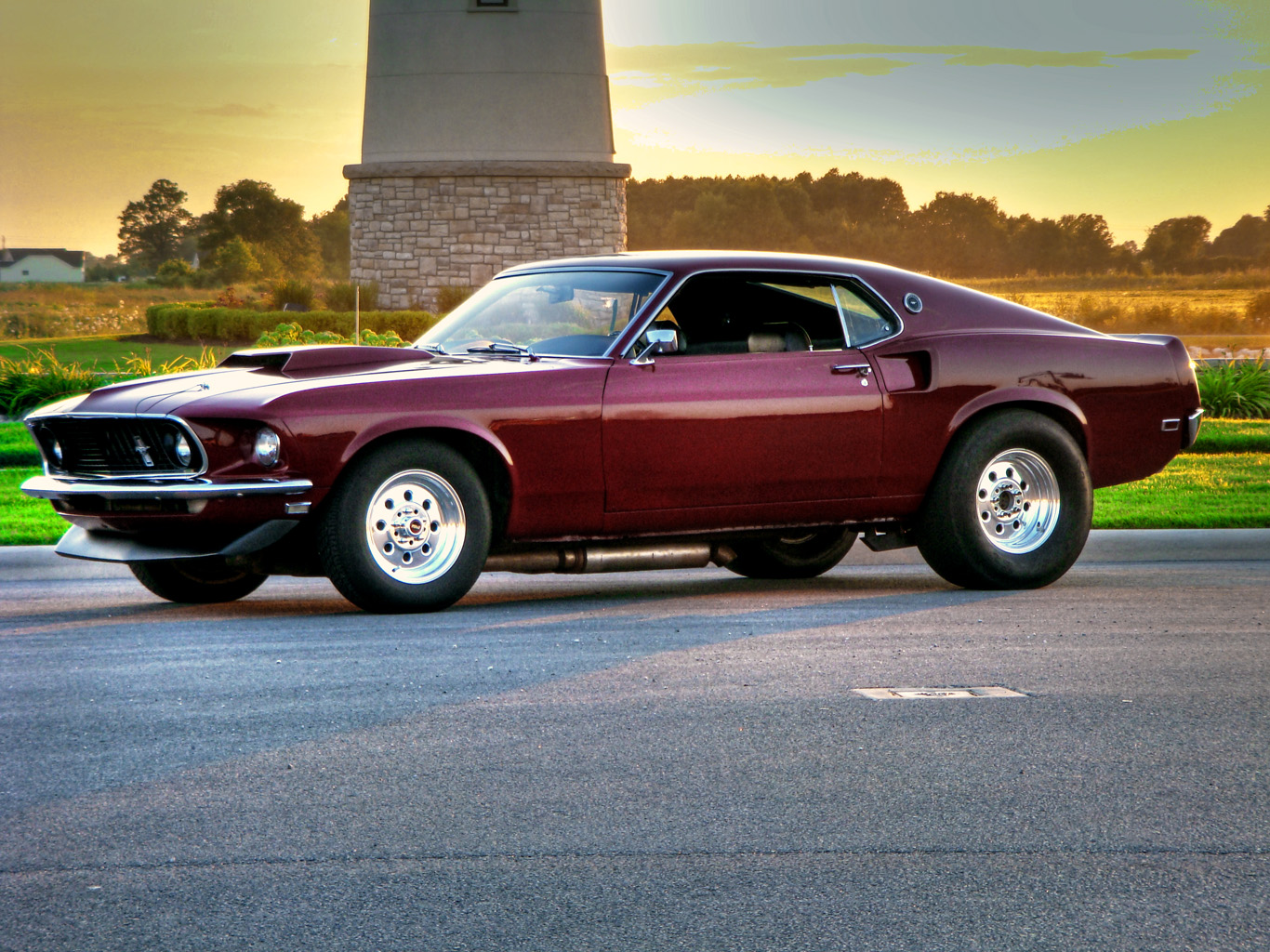 Ford Mustang Fastback Wallpaper And Background Image