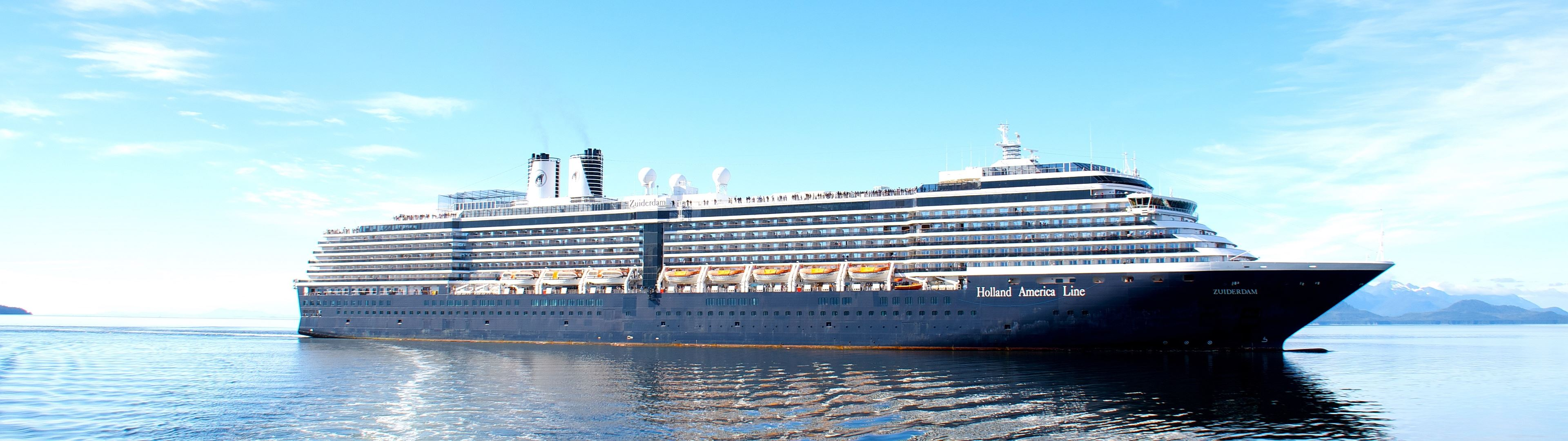 Cruise Ship Hd Wallpaper Background Image 3840x1080