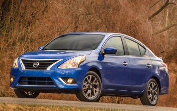 Vehicles - 2015 Nissan Versa Sedan Wallpapers and Backgrounds ID : 502136