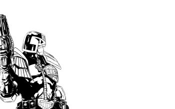 Comics - Judge Dredd Wallpapers and Backgrounds ID : 502266