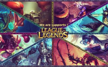 Video Game - League Of Legends Wallpapers and Backgrounds ID : 502299