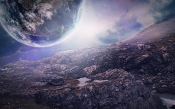 Sci Fi - Planetscape Wallpapers and Backgrounds ID : 502943