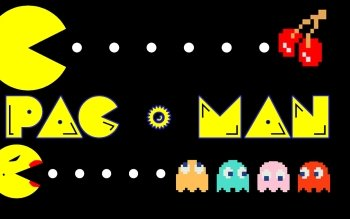 Video Game - Pac-man Wallpapers and Backgrounds ID : 503110
