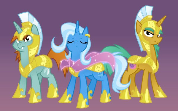 TV Show My Little Pony: Friendship is Magic My Little Pony Trixie Snips Snails HD Wallpaper | Background Image