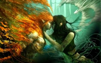 Fantasy - Angel Wallpapers and Backgrounds ID : 504717