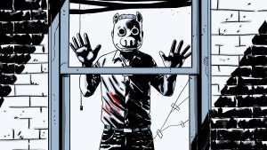 Preview Comics - 22 Reasons To Fear The Future Art