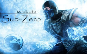 39 Sub Zero Mortal Kombat HD Wallpapers