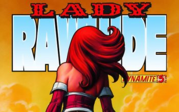 Comics - Lady Rawhide Wallpapers and Backgrounds ID : 505586