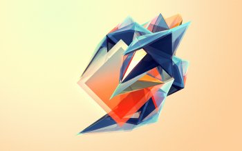 Abstract - Facets Wallpapers and Backgrounds ID : 505770