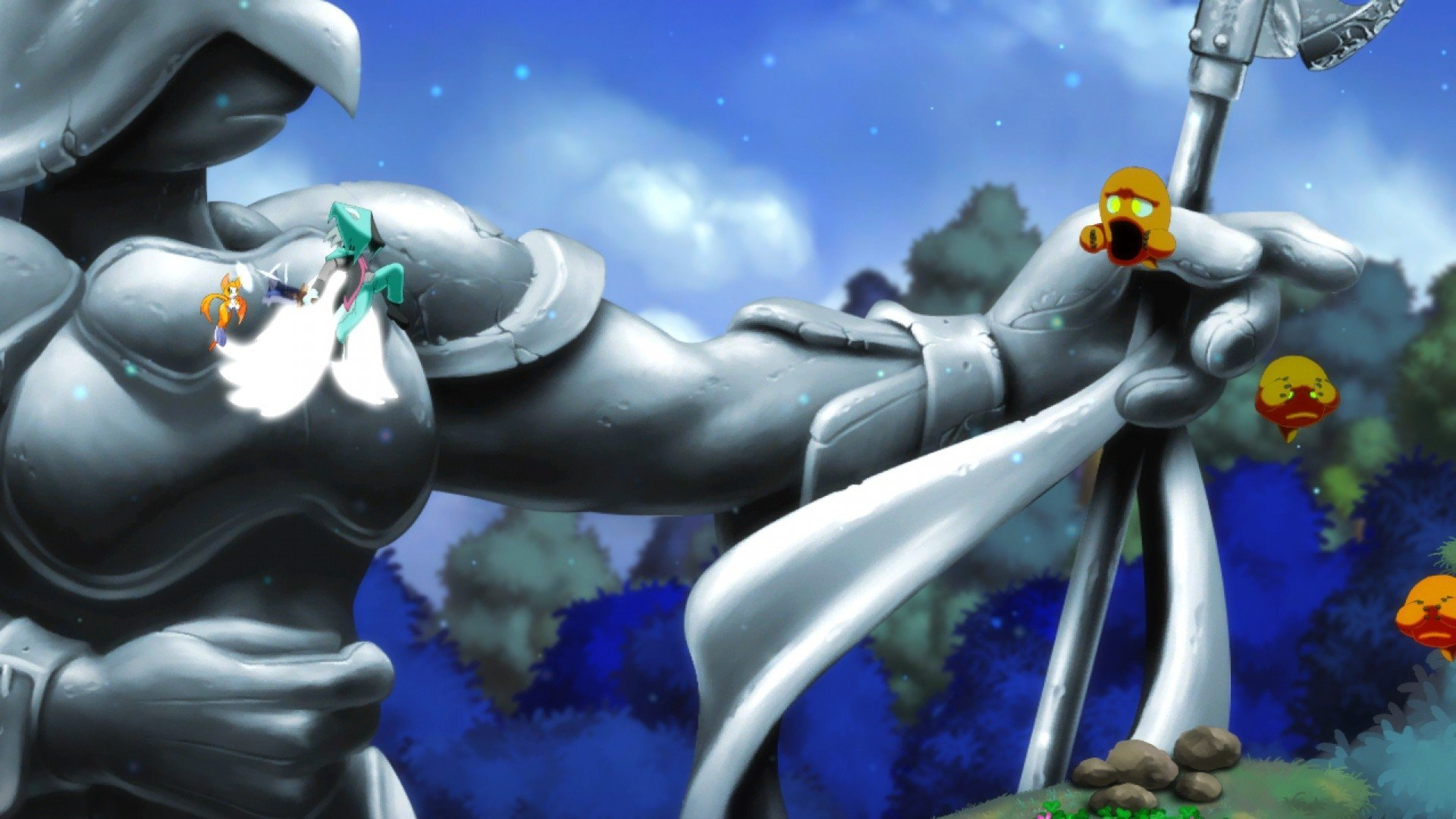 Dust An Elysian Tail Hd Wallpaper Background Image 1920x1080