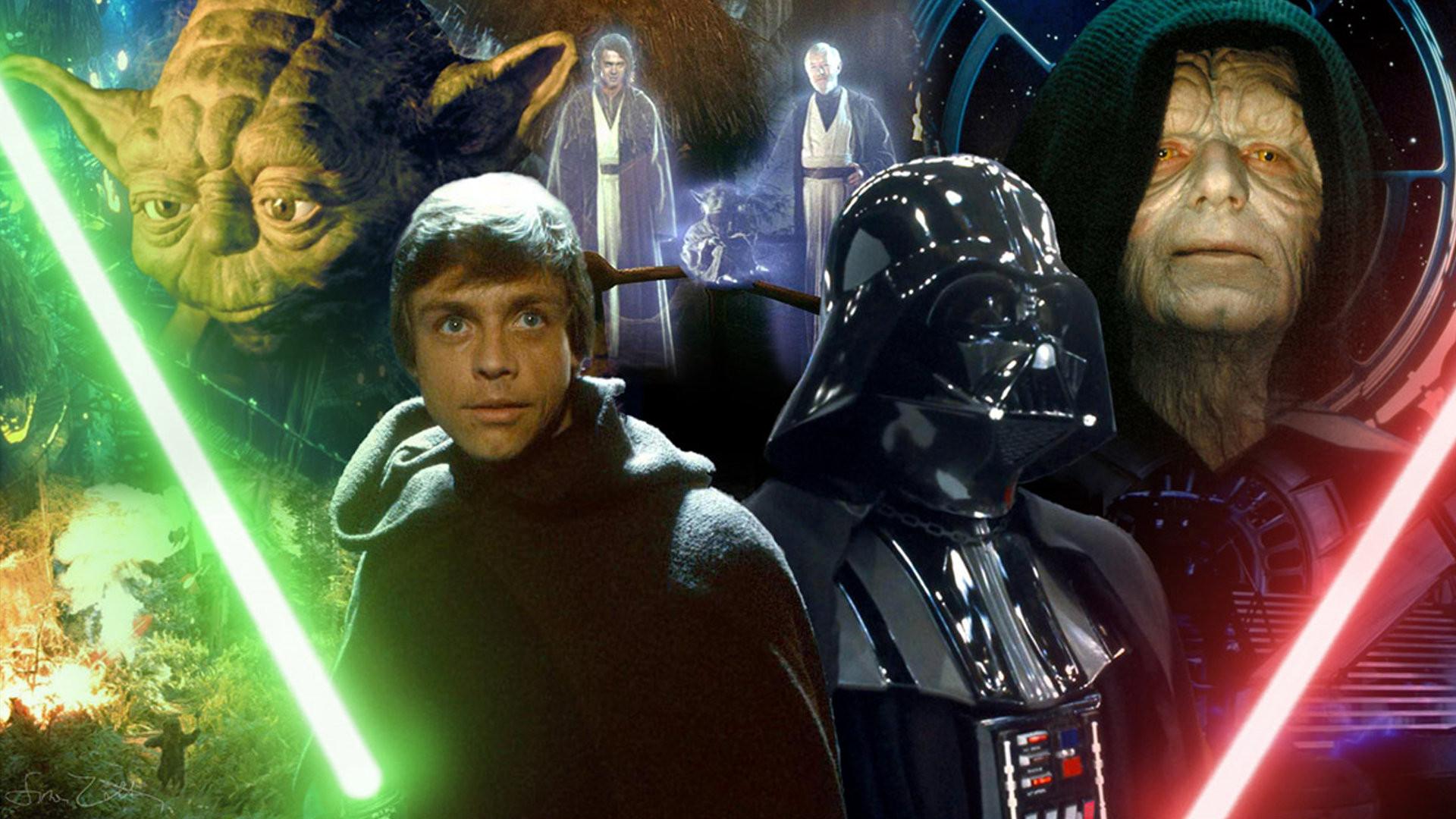 Star Wars Episode Vi Return Of The Jedi Hd Wallpaper Background Image 1920x1080 Id 507135 Wallpaper Abyss