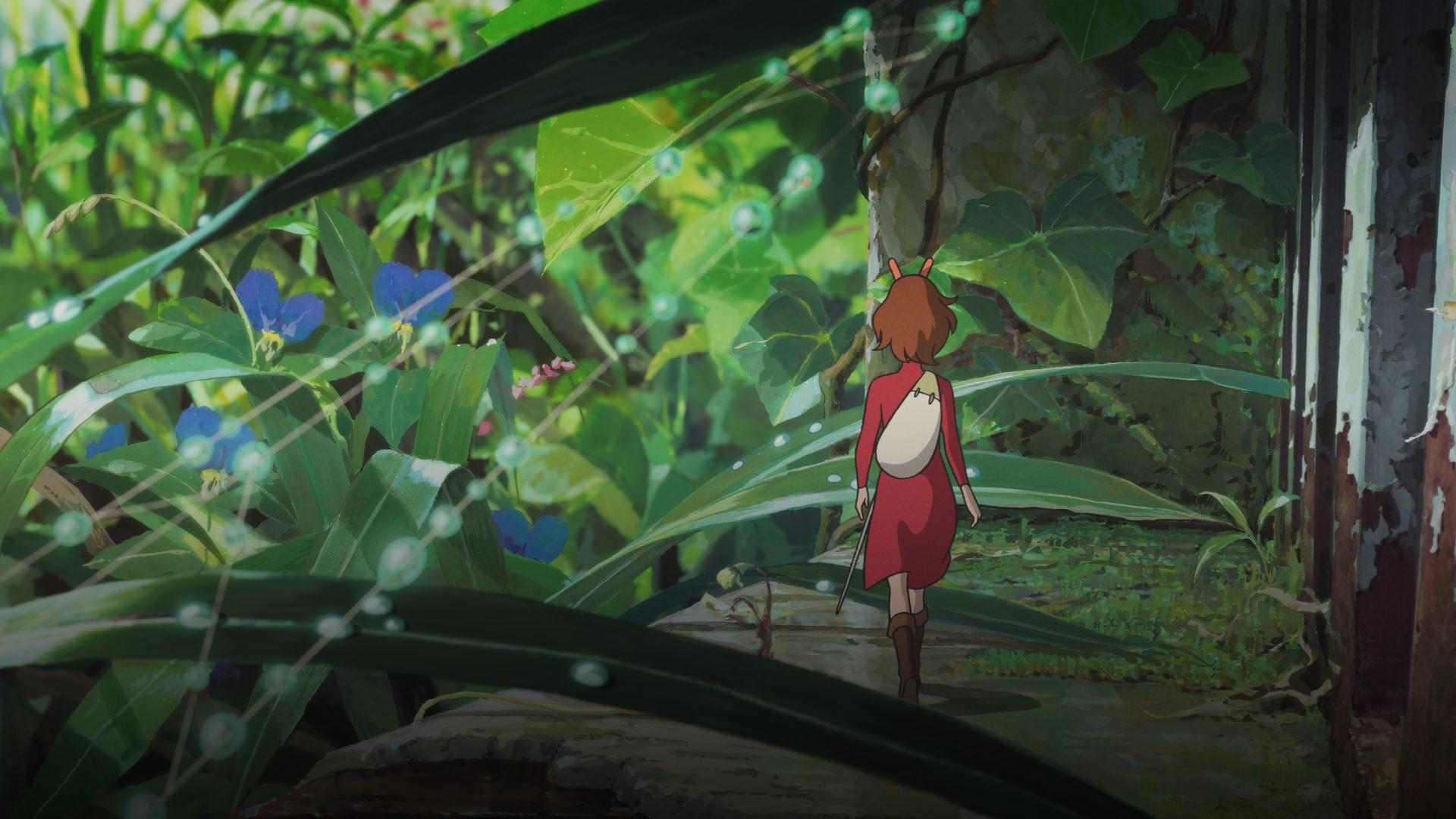 Arrietty y el mundo de los diminutos Fondo de pantalla HD | Fondo de  Escritorio | 1920x1080 | ID:507462 - Wallpaper Abyss