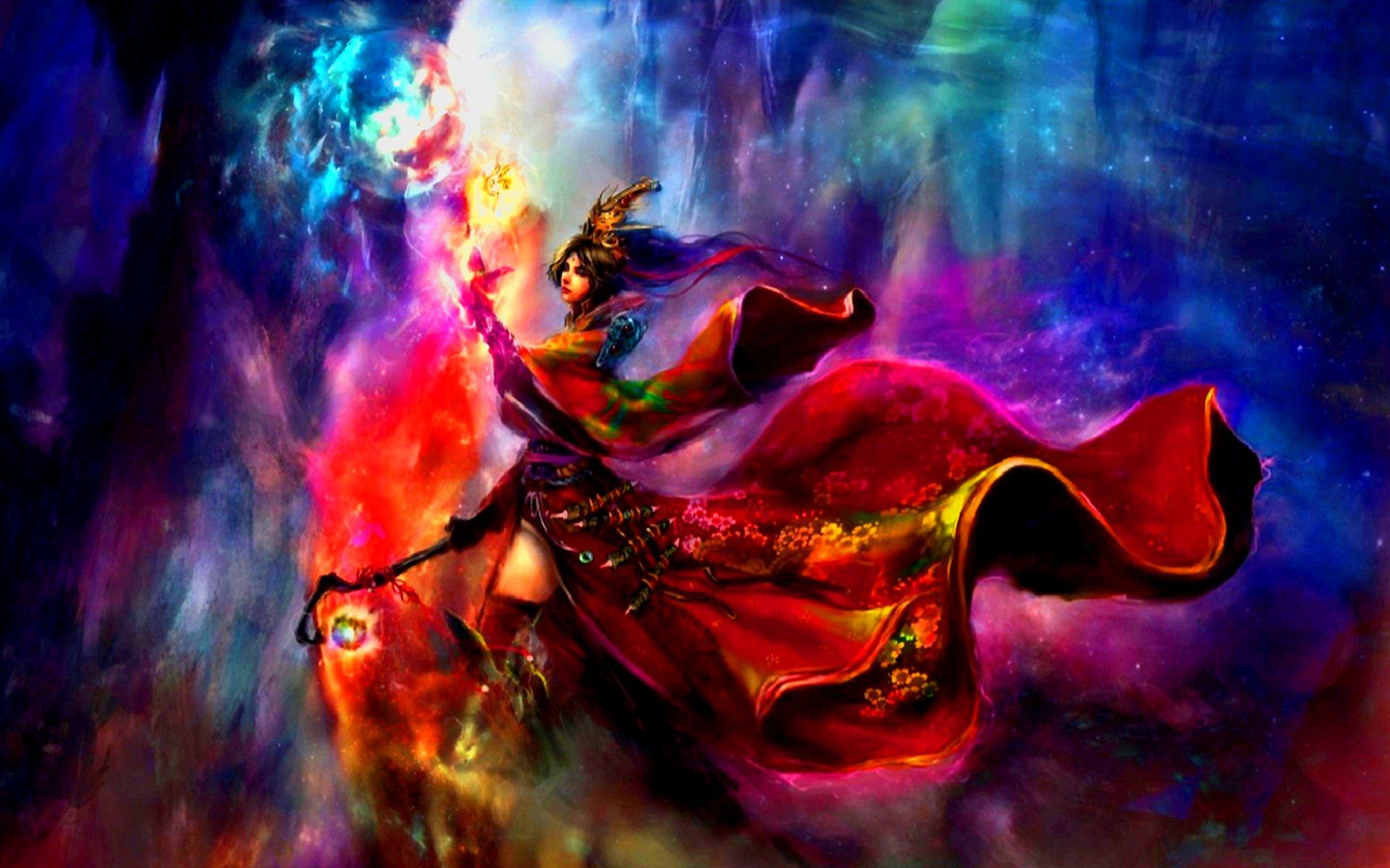 Prismatic Dream HD Wallpaper