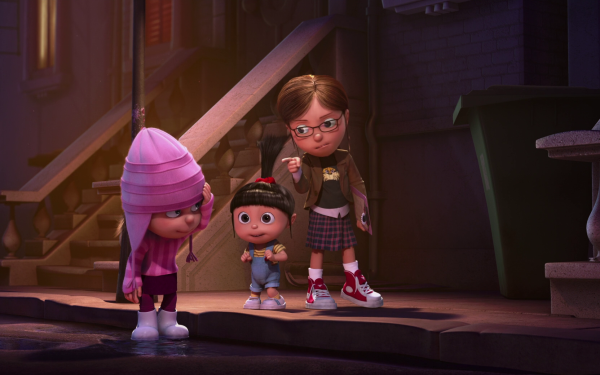 Movie Despicable Me Edith Margo Agnes HD Wallpaper   Background Image