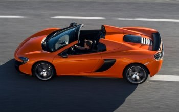 Vehicles - 2015 Mclaren 650s Spider Wallpapers and Backgrounds ID : 508040