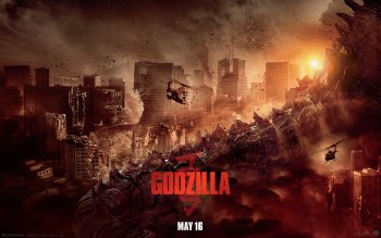 Película - Godzilla Wallpapers and Backgrounds ID : 508336