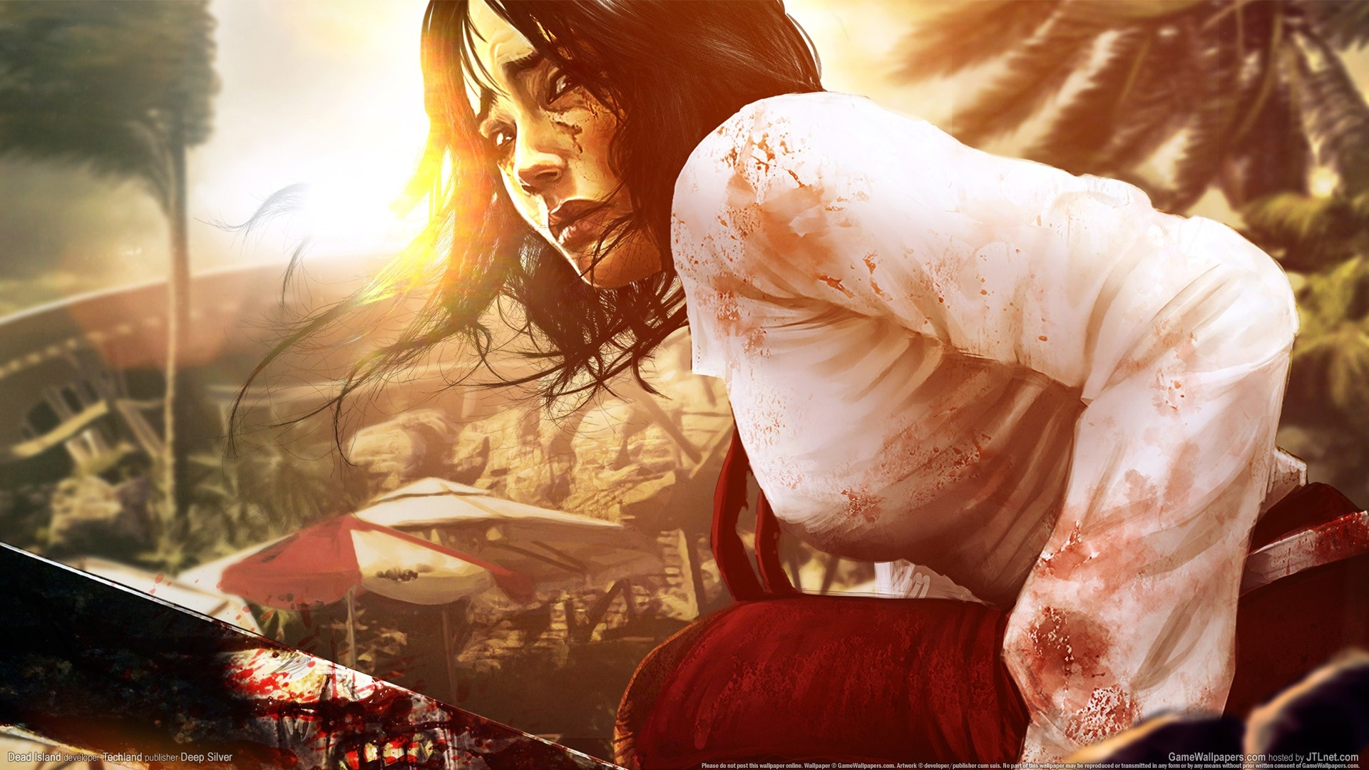 Dead island full hd wallpaper and background image 1920x1080 video game dead island wallpaper voltagebd Choice Image