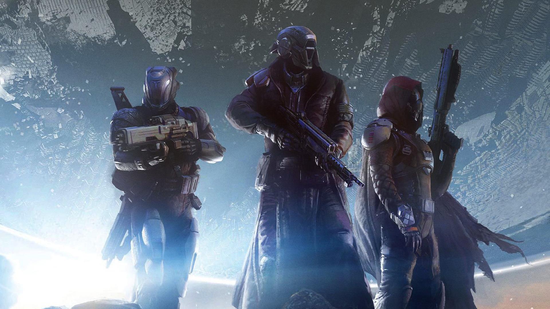 destiny game wallpaper