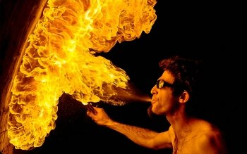 Men - Fire Breather Wallpapers and Backgrounds ID : 509116