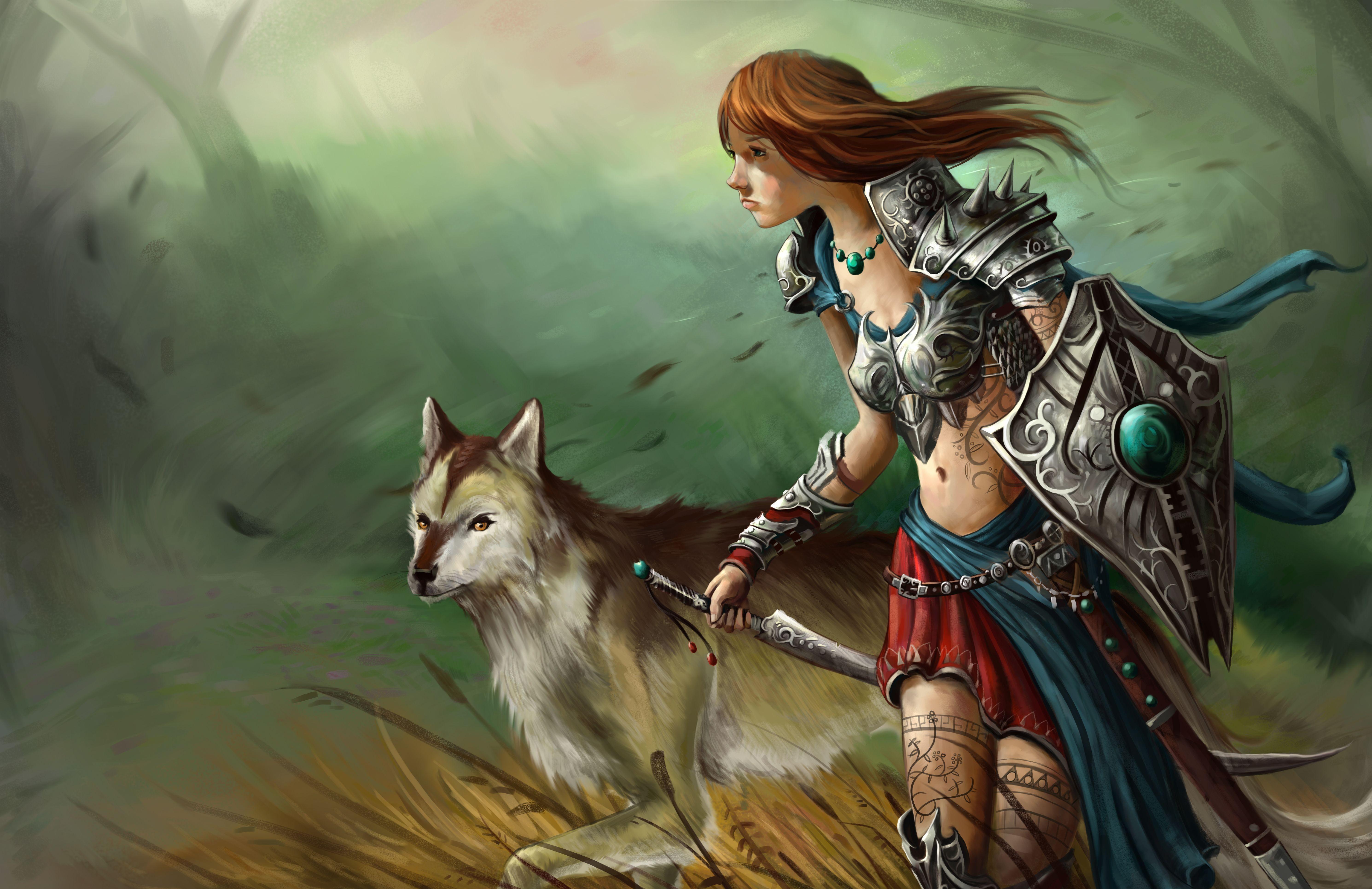 Fantasy - Women Warrio...