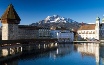 Man Made - Lucerne Wallpapers and Backgrounds ID : 510190