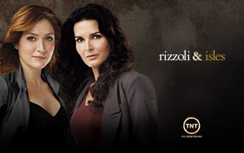 Televisieprogramma - Rizzoli & Isles Wallpapers and Backgrounds ID : 510381