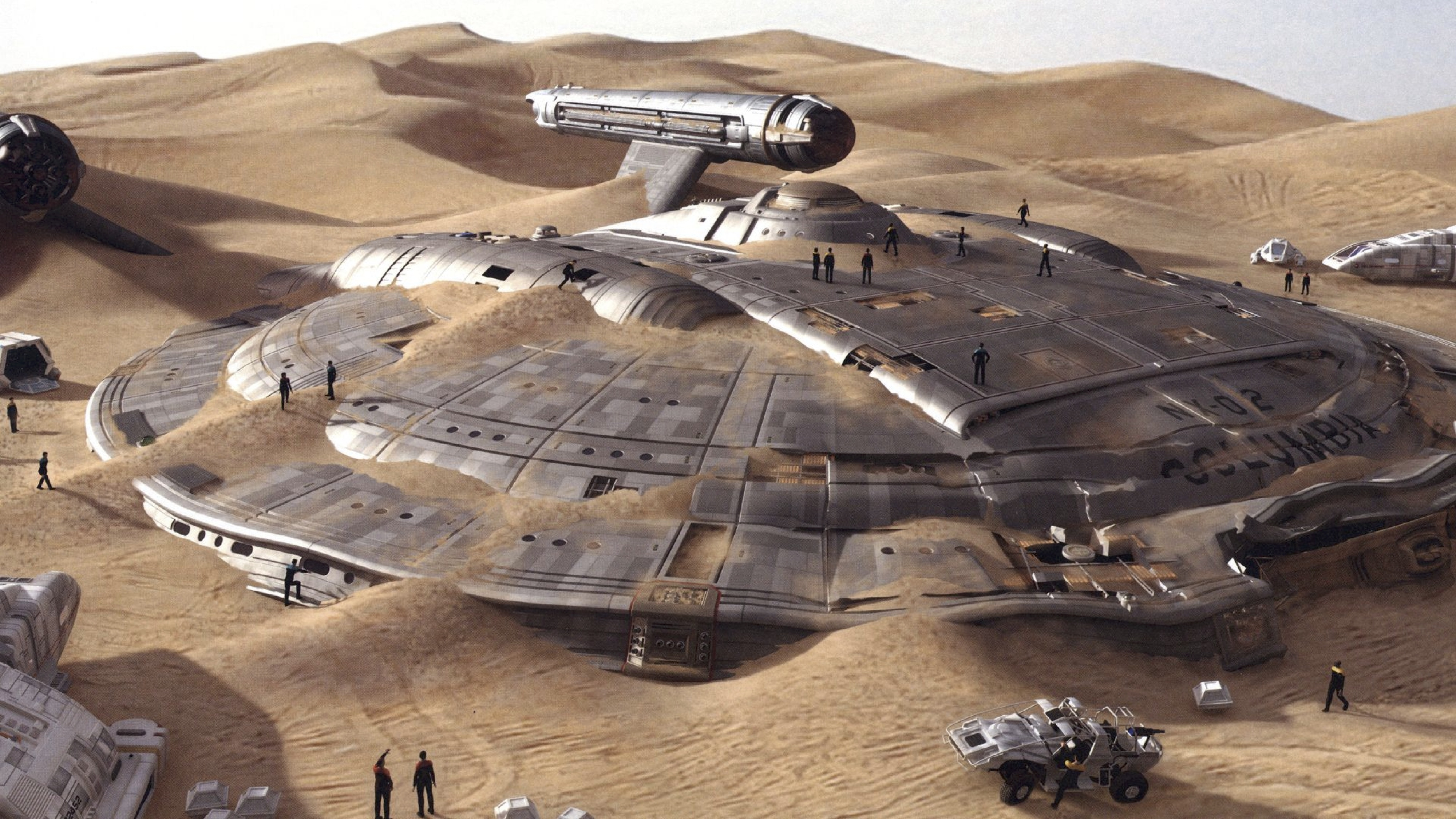 Star Trek Ship Wallpapers: Star Trek: Ships Of The Line 4k Ultra HD Wallpaper