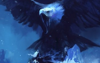Fantasy - Bird Wallpapers and Backgrounds ID : 511080