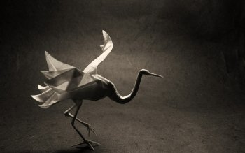 127 Origami Hd Wallpapers Background Images Wallpaper Abyss