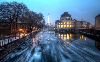 Man Made - Bode Museum Wallpapers and Backgrounds ID : 512512