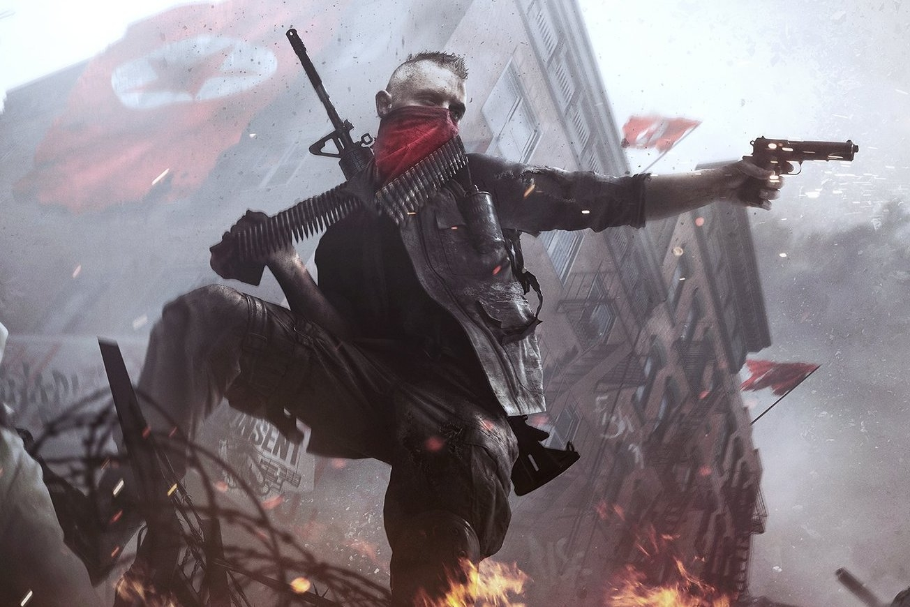 Homefront the revolution wallpaper and background image for Homefront wallpaper