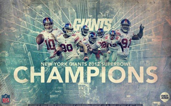Sports New York Giants Football NFL HD Wallpaper | Background Image