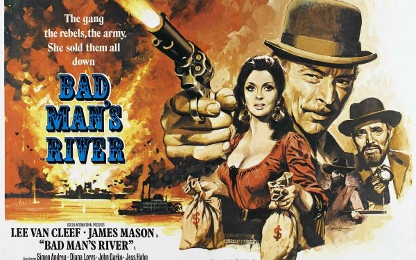 Movie Bad Man's River HD Wallpaper | Background Image